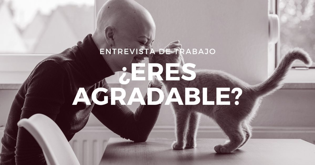 Responder ¿te describirías como agradable?