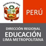 Convocatorias Dirección Regional de Educación de Lima Metropolitana